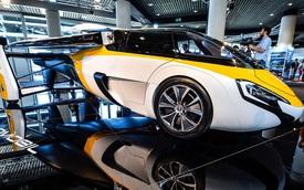 Cận cảnh ô tô bay triệu đô trong triển lãm nhà giàu Top Marques Monaco 2017