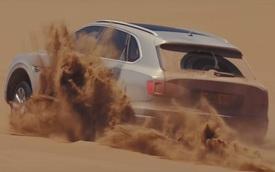 Xem Bentley Bentayga tung hoành ngang dọc giữa thiên nhiên tuyệt đẹp ở Nam Phi