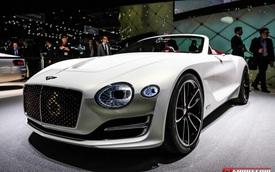 Bentley EXP 12 Speed 6e - Xe mui trần sang trọng và độc đáo