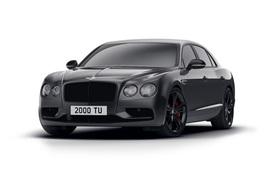 Bentley vén màn xe sang Flying Spur V8 S Black Edition mới