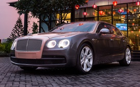 Lỡ hẹn VIMS 2017, Bentley vẫn ra mắt xe siêu sang mới tại Việt Nam