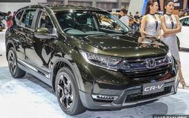 """Cận cảnh Honda CR-V 7 chỗ """"bằng xương, bằng thịt"""", giá từ 917 triệu Đồng"""