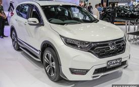 """""""Mục sở thị"""" phiên bản thể thao hơn của Honda CR-V 7 chỗ mới"""