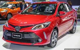 Chi tiết sedan cỡ nhỏ Toyota Vios 2017 sẽ về Việt Nam trong tương lai