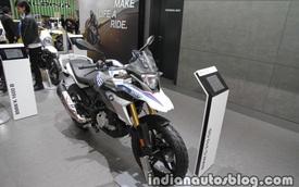 Xe adventure cho người mới chơi BMW G310GS tiếp tục ra mắt châu Á
