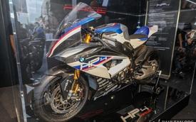 Mô tô siêu nhẹ và công nghệ cao BMW HP4 Race có mặt tại Đông Nam Á, giá từ 2,8 tỷ Đồng