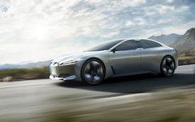 """BMW ra mắt i Vision Dynamics hoàn toàn mới, không phải là i5 """"trong truyền thuyết"""""""