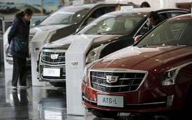 Không phải Mỹ, Trung Quốc mới là thị trường tiêu thụ nhiều xe Cadillac nhất