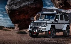 Brabus 550 Adventure - Xe dành cho những cuộc phiêu lưu