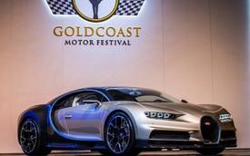 Chưa đầy 2 năm, hơn 300 chiếc Bugatti Chiron đã có chủ