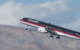 Máy bay riêng của ông Trump trước khi lên làm tổng thống hiện đại như thế nào?
