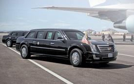 10 điều bạn chưa biết về xe chống đạn của Tổng thống Mỹ