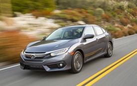 Sedan bán chạy nhất tại Mỹ thất thủ ở Việt Nam