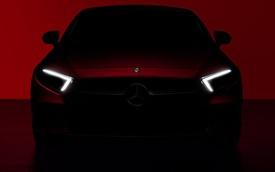 Mercedes-Benz CLS 2019 sẽ ra mắt trong tuần tới