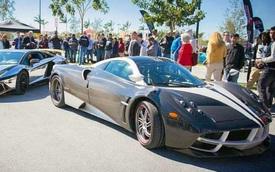 Dàn siêu xe triệu USD tham dự ngày hội Cars & Coffee tại Palm Beach