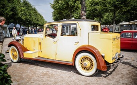 Làm quen với chiếc Rolls-Royce có một không hai được dùng làm xe đi săn của một Tiểu vương