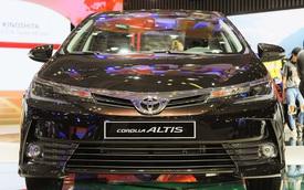 Toyota giảm giá mạnh nhiều mẫu xe lắp ráp trong nước