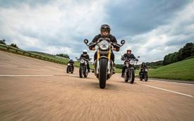 Hãng mô tô Anh quốc Triumph sẽ khai trương showroom đầu tiên tại Việt Nam trong tháng 9 này