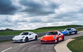 911 GTS British Legends Edition - Xe tôn vinh những chiến thắng lịch sử của Porsche