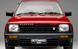 Những mẫu xe Nhật có tên gọi kì cục nhất
