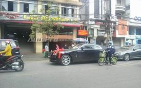 Chồng sắp cưới tặng Rolls-Royce Wraith 35 tỷ Đồng cho Hoa hậu Thu Ngân