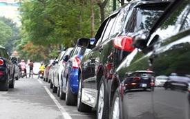 Hà Nội: sẽ cấp phép thêm 300 điểm đỗ xe dưới lòng đường