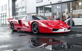 """Siêu xe Ferrari FXX phiên bản đường phố duy nhất trên thế giới có giá """"khóc thét"""""""