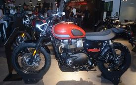 Chi tiết Triumph Street Scrambler giá 365 triệu Đồng, đối thủ nặng ký của Ducati Scrambler tại Việt Nam