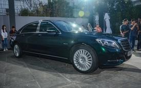 Cặp đôi Mercedes-Maybach S400 4Matic và S500 ra mắt khách hàng Việt, giá từ 6,9 tỷ Đồng