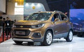 Đấu Ford EcoSport, Chevrolet Trax giảm giá gần 100 triệu Đồng