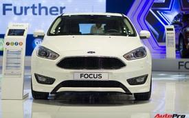 Sau Toyota, Ford Việt Nam giảm giá hàng loạt xe lắp ráp