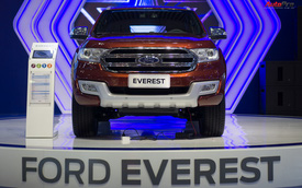 Xe bán chạy Ford Ranger và Ford Everest bị triệu hồi tại Việt Nam vì lỗi túi khí