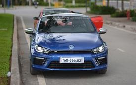 Làm quen với cặp đôi Scirocco 2017 sẽ được hãng Volkswagen trưng bày tại triển lãm VIMS 2017