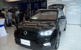SsangYong lại có nhà phân phối mới tại Việt Nam