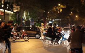 Tối 30 Tết, giao thông Hà Nội đã khác
