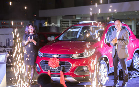 Chevrolet Trax ra mắt Việt Nam, hơn hẳn các đối thủ, kể cả giá
