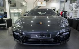 Nghe thử tiếng ống xả uy lực của Porsche Panamera Turbo 2017 tại Việt Nam