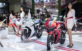 Honda và tham vọng xe phân khối lớn tại Việt Nam