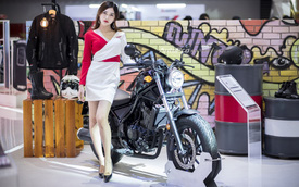 Khám phá Honda Rebel 300 vừa mới ra mắt