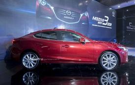 Cận cảnh Mazda3 2017 cao cấp nhất, giá hơn 800 triệu Đồng