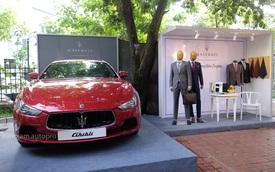 Xe thể thao hạng sang Maserati Bắc tiến, đến với khách hàng Thủ Đô