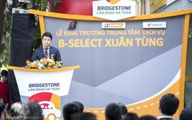 """Bridgestone đưa """"Lăn bánh an toàn 2017"""" tới khách hàng Hà Nội"""