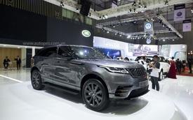 Range Rover Velar vừa ra mắt Việt Nam có gì hấp dẫn?