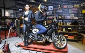"""TRỰC TIẾP: Vén màn bộ tứ """"hàng hot"""" của Ducati tại triển lãm VMCS 2017"""