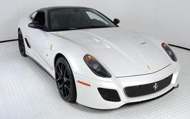 Vẻ đẹp hàng hiếm Ferrari 599 GTO rao bán 16,9 tỷ Đồng