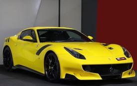 """Giật mình với giá bán của chiếc Ferrari F12tdf tại đại lý bán Pagani Huayra cho Minh """"Nhựa"""""""