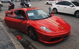"""Ferrari 430 Scuderia từng thuộc sở hữu Dũng """"mặt sắt"""" tiếp tục di chuyển lên Thủ Đô"""