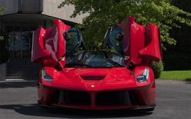 """""""Mô hình 1:1"""" của Ferrari LaFerrari được bán với mức giá """"khóc thét"""""""