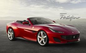 Ferrari Portofino - siêu xe mui trần thay thế California T - bất ngờ được tung ra
