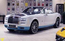 """Cận cảnh chiếc Rolls-Royce Phantom Drophead Coupe """"ra lò"""" cuối cùng"""